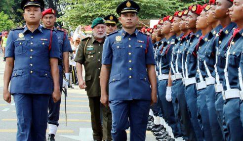 Sultan Johor Rasmi Sambutan Hari Anggota Bomba Sedunia 2016