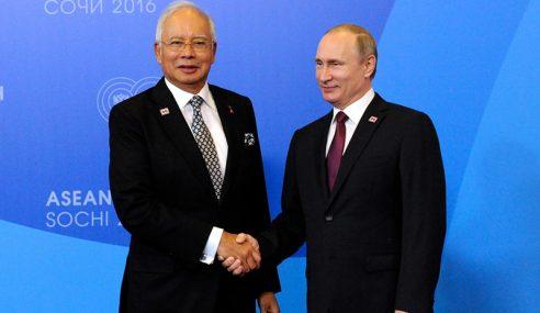MH17: Persetujuan Najib-Putin Petanda Baik Kepada Siasatan