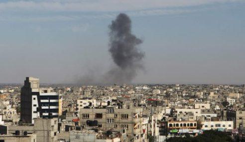 Tentera Hamas-Israel Kembali Bertempur