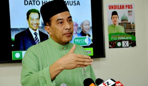 Husam Mohon Presiden PAS Batal Pemecatannya
