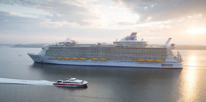 Bandar Terapung 'Harmony Of The Seas'