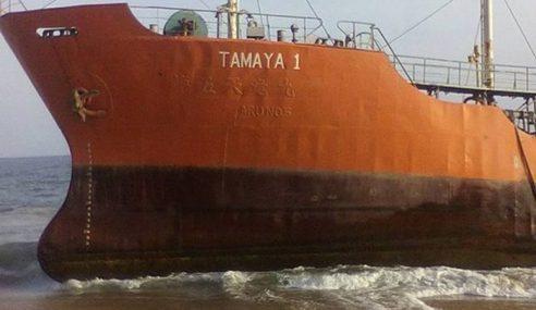 Kapal Tangki Hilang 3 minggu Lalu Ditemui Hanyut Tanpa Kru