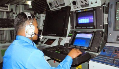 Sonar TLDM Antara Aset Bantu Pencarian Mangsa, Helikopter