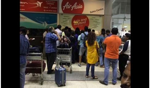 AirAsia Sahkan Penerbangan Alami Gangguan, Mohon Maaf