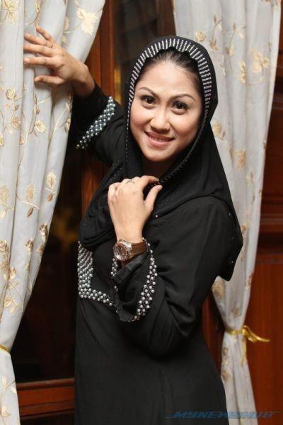 Ani Mayuni Nafi Rumah Tangga Musnah.