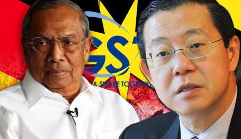 PRN: Pulak Dah DAP Nafi Tak Hajat Pun Nak Hapus GST