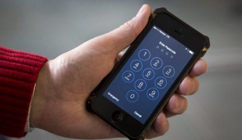 FBI Bayar AS$1j Untuk Buka iPhone Penyerang San Bernardino