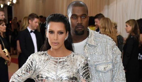 Kanye West Pecat Pengawal Peribadi Kerana Cemburu