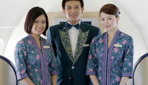 Pramugari Malaysia Airlines Bakal Berubah Imej Baharu