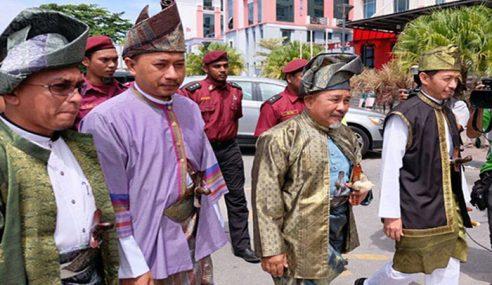 Wow! Pemimpin PAS Tampil Imej Pendekar Melayu