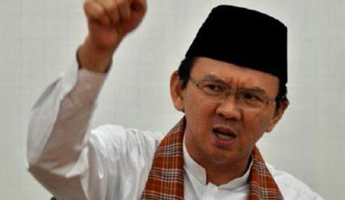 Gabenor Jakarta Larang Pelajar Pakai Tudung