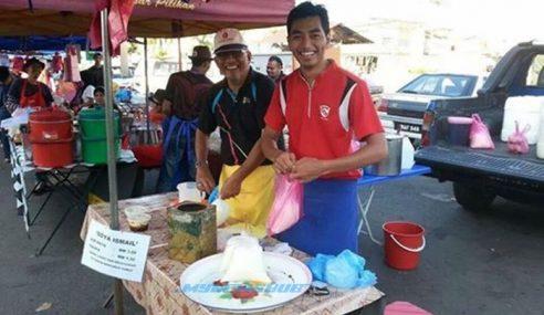 Peniaga Kongsi Tips Pilih Air Soya Sedap Di Bazar Ramadan
