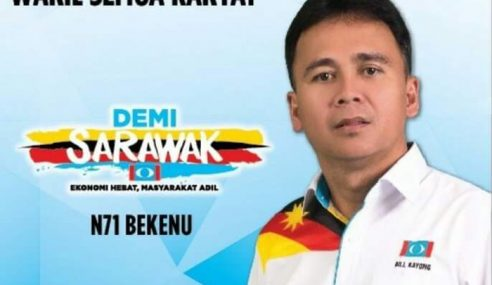 Setiausaha PKR Miri Maut Ditembak Di Lampu Isyarat