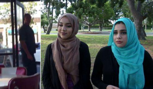 Wanita Muslim Dihina Lelaki Rasis Di Kedai Aiskrim