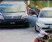 Video: Lelaki Berkopiah Pecah Cermin Kereta, Curi RM30K?