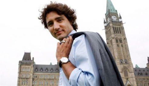 Jadi Viral, PM 'Kacak' Kanada Sertai Majlis Buka Puasa