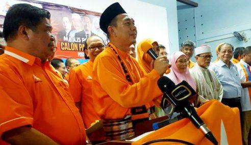 PRK Sg. Besar: Kempen Calon PAN Dibayangi DAP