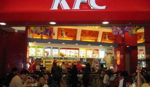 KFC Tutup Pekerja Balik, Pelanggan Terkunci Di Dalam