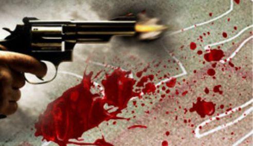 Penjenayah Ditembak Mati Tahan Tebusan Selama 4 Jam