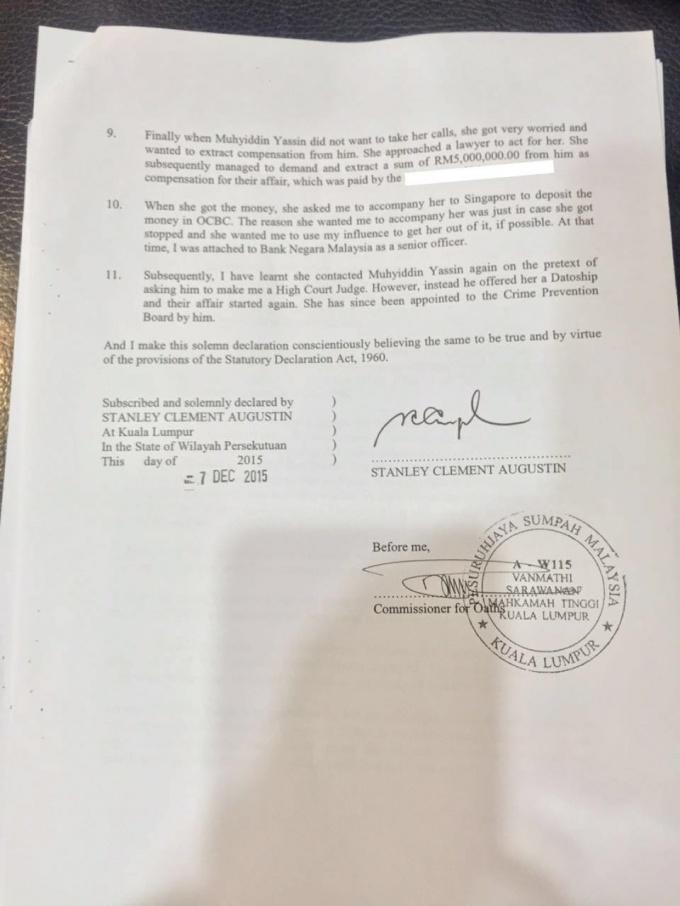 Bicara Kes Cerai Skandal Muhyiddin Ditangguh, Tun M Jadi Dalang?