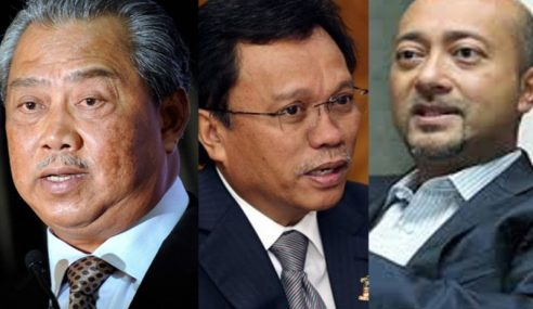 Muhyiddin, Mukhriz, Shafie Sia-Siakan Peluang Diberi UMNO