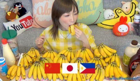 Gadis Ajaib Mampu Makan 137 Biji Pisang Dalam 6 Minit