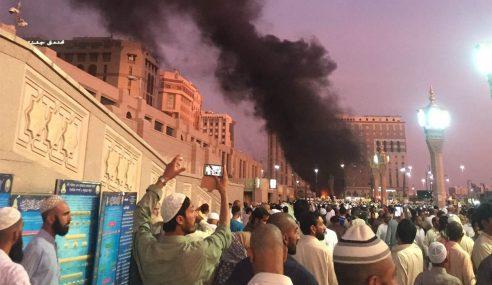 Masjidil Haram Kutuk Tindakan Terorisme