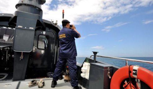 APMM Tahan Kapal Asing Berlabuh Haram Di Tanjung Piai
