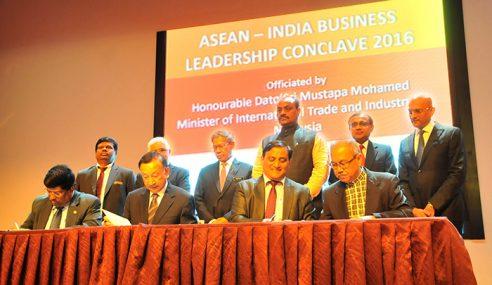 8 Syarikat Malaysia Akan Melabur AS$3 Bilion Di India