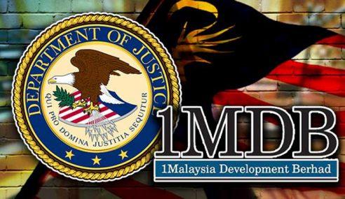 Tindakan DOJ Ke Atas 1MDB Cacat – Peg. Kanan Australia