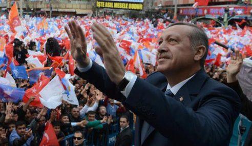 Erdogan Buat Turki Dicemburui, Ini Sebabnya!