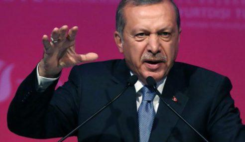 Misi Sebenar Adalah Plot Membunuh Erdogan!