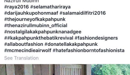 KakPahPunk The Legend Balik Raya Naik Skuter KL Ke KB