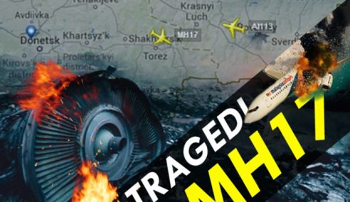 Malaysia Berazam Tuntut Keadilan Untuk Mangsa MH17