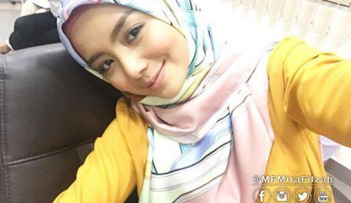 Mira Filzah Perjelas Isu Perlekeh Gadis Pejabat