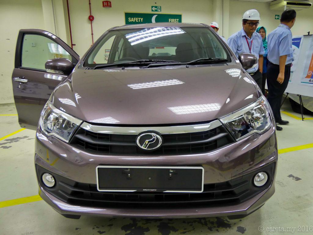Bezza, Model Sedan Sulung Keluaran Terkini Perodua