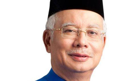 Najib Hadir Sambutan Aidilfitri Kementerian Kewangan