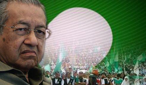 PAS Kenang Sikap Radikal Mahathir