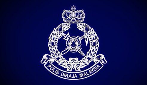 Polis Buru Suspek Langgar Lari Di Jalan Lebuh Leith