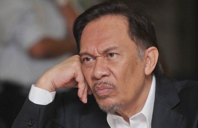 Anwar 'Sindir' Ahli Parlimen PH Gagap BM