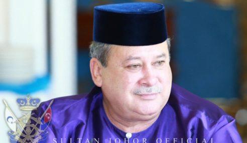 Polis Pandang Serius Laporan Penyamaran Sebagai Sultan Johor