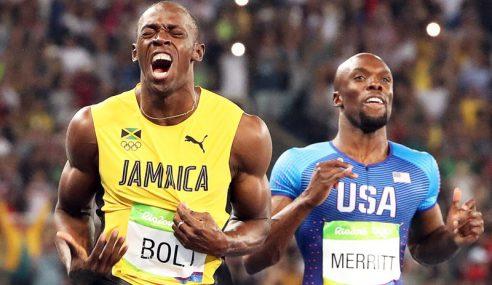 Olimpik: Usain Bolt Raih Emas 200 Meter