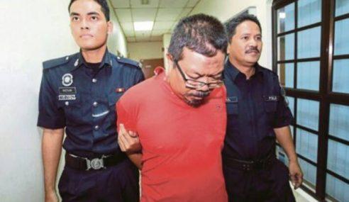 Pengawal Keselamatan Mengaku 'Sultan Melaka'