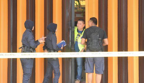 Rompak: Kedai Emas Di Putrajaya Kerugian RM30,000
