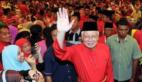 Wakil Rakyat BN Jaga 'Political Base' Untuk Menang PRU