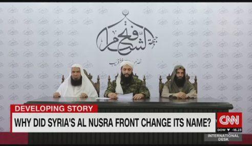 Apa Releven CNN Tiba-Tiba Promosi Jabhat An Nusra?