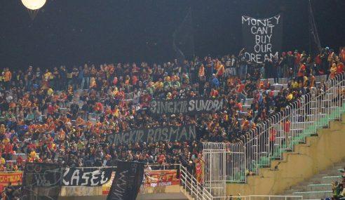 Pecat Coach Tak Cukup, Ultras Mahu FAS 'Dicuci'