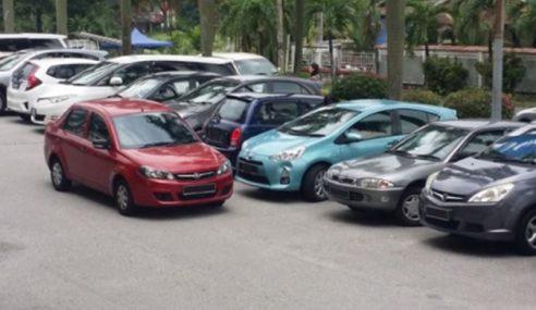 DBKL Bertindak Pemilik Kenderaan 'Parking' Suka Hati
