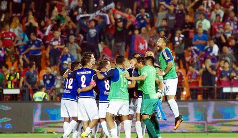 JDT Semakin Hampir Pertahan Kejuaraan Liga Super