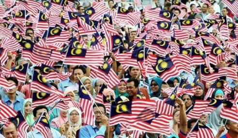 Hayati Kemerdekaan Negara, Kibarkan Jalur Gemilang